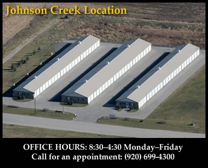 Johnson Creek Storage Facility